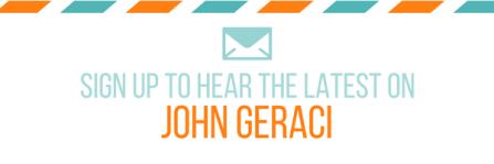 John Geraci-newsletter