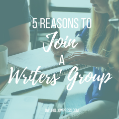 5reasons-WritingGroups