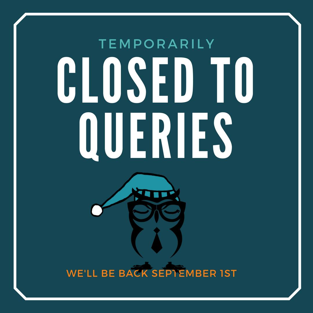 queries-closed