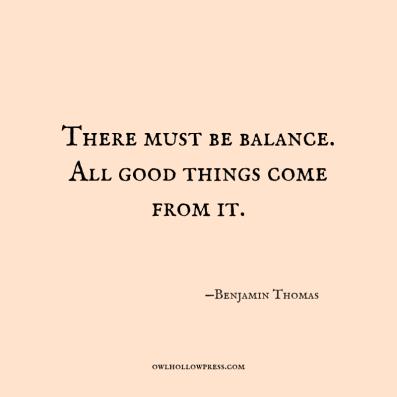 Ben-Balance